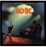 Ac/Dc - Let There Be Rock (Cornice Cover Lp)