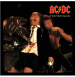 Ac/Dc - If You Want Blood (Cornice Cover Lp)