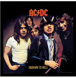 Ac/Dc - Highway To Hell (Cornice Cover Lp)