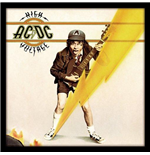 Ac/Dc - High Voltage (Cornice Cover Lp)