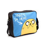 Adventure Time - Jake's In Here (Borsa Tracolla)