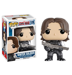 Captain America: Civil War - Winter Soldier Pop