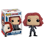 Captain America: Civil War - Black Widow Pop
