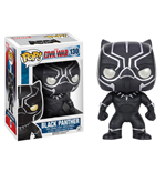 Captain America: Civil War - Black Panther Pop