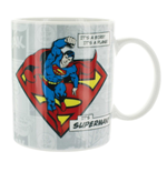Dc Comics - Superman (Tazza)