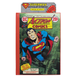 Dc Comics - Superman 3d Lenticular Notebook (Quaderno)