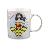 Dc Comics - Wonder Woman (Tazza)
