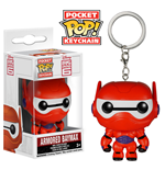 Disney - Big Hero 6 - Pocket Pop Armor Baymax (Portachiavi)