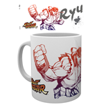 Tazza Street Fighter 197004