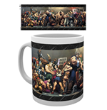 Tazza Street Fighter 197007