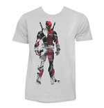 T-shirt Deadpool Dead Tundra