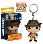 Doctor Who - Pocket Pop 4th Doctor (Portachiavi)