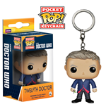 Doctor Who - Pocket Pop 12th Doctor (Portachiavi)