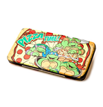 Teenage Mutant Ninja Turtles - Retro Pizza Time Girls Hinge (Portafoglio)