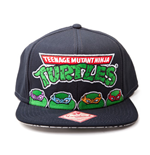 Teenage Mutant Ninja Turtles - Tmnt Snapback (Cappellino)