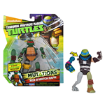 Teenage Mutant Ninja Turtles - Personaggio Base Mutation Mix And Match Ass. 3
