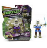 Teenage Mutant Ninja Turtles - Personaggio Base Dimension X (Assortimento)