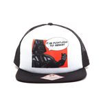 Star Wars - It Is Pointless To Resist Snapback (Cappellino)