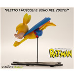 Rat-Man - Infinite Collection #05 Rat-Man Fly Statue