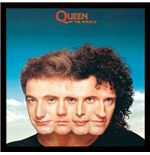 Queen - The Miracle (Cornice Cover Lp)