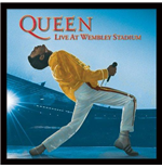 Queen - Live At Wembley (Cornice Cover Lp)