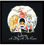 Queen - A Day At The Races (Cornice Cover Lp)