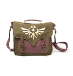 Zelda - Canvas With Golden Triforce, Skyward Sword (Borsa Tracolla)