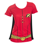 T-shirt Superman - Robin da donna