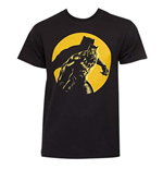 T-shirt Black Panther da uomo