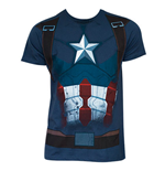 T-shirt Captain America Civil War