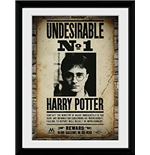 Harry Potter - Undesirable No 1 (Foto In Cornice 30x40cm)