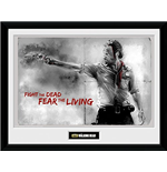 Walking Dead (The) - Rick (Foto In Cornice 30x40cm)