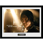 Walking Dead (The) - Daryl Light (Foto In Cornice 30x40cm)