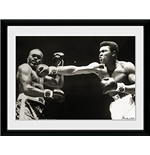 Muhammad Ali - Connect (Foto In Cornice 30x40cm)