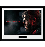Metal Gear Solid V - Snake (Foto In Cornice 30x40cm)