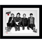 5 Seconds Of Summer - Sitting (Foto In Cornice 30x40cm)
