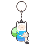 Adventure Time - Sitting Finn (Portachiavi)