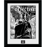 Batman Comic - Detective (Foto In Cornice 30x40cm)