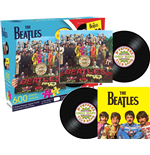 Beatles - Sgt Pepper Double Sided 600 Pezzi (Puzzle)