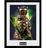 Doctor Who - Dalek (Foto In Cornice 30x40cm)
