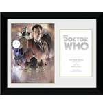 Doctor Who - 10th Doctor David Tennant (Foto In Cornice 30x40cm)