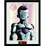 Dragonball Z - Frieza (Foto In Cornice 30x40cm)
