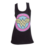 Canotta Wonder Woman Logo