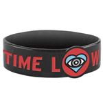 Bracciale in silicone All Time Low 198099