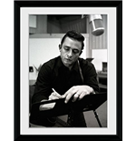 Johnny Cash - Songwriting (Foto In Cornice 30x40cm)