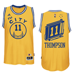 Maglia Golden State Warriors Klay Thompson Hardwood Classics Swingman