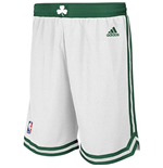Shorts adidas Boston Celtics New Swingman bianchi