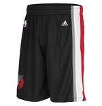 Shorts adidas Portland Trail Blazers New Swingman neri
