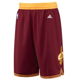 Shorts adidas Cleveland Cavaliers Swingman rossi