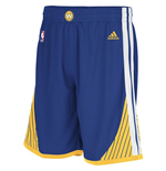 Shorts adidas Golden State Warriors New Swingman blu